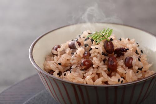 温活食べ物(赤飯)