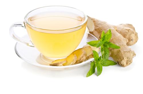 温活飲み物:ショウガ紅茶