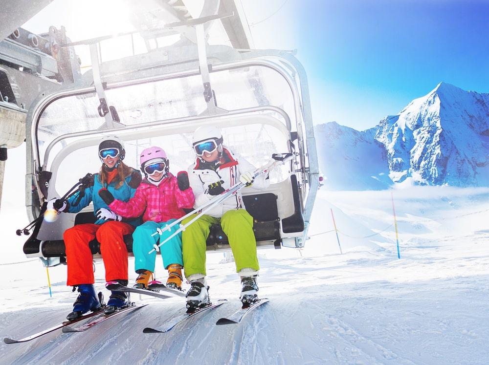 スキーを楽しみたい人にもおすすめのホテル!