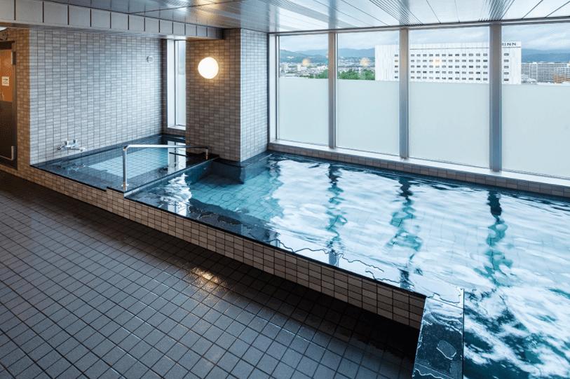 ワイズホテル旭川駅前の大浴場